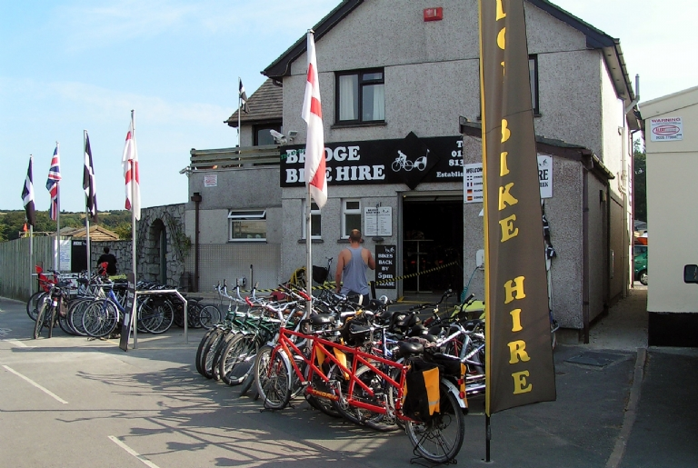 Ex-Hire Bikes and Cycling Accessories