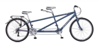 Tandem Camel Trail bike hire