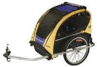 Child Trailer Camel Trail bike hire