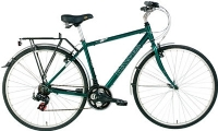 Super Comfort Gents Hybrid Camel Trail bike hire