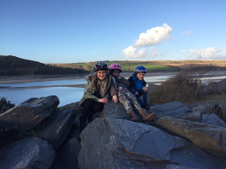 Fabruary 2017 on the Camel Trail