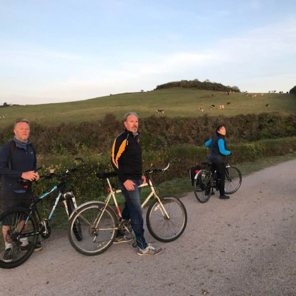 Ride with Nige for Dementia Revolution