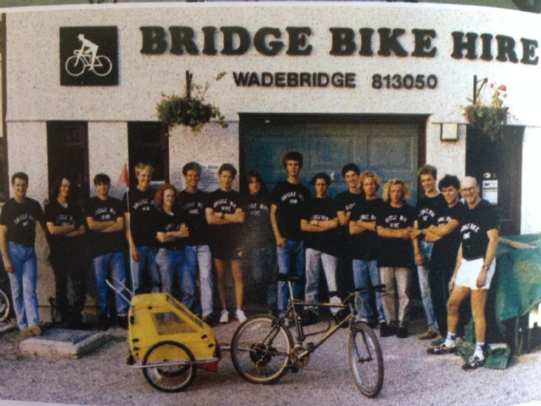 1989, New Premises and Another New Business Idea