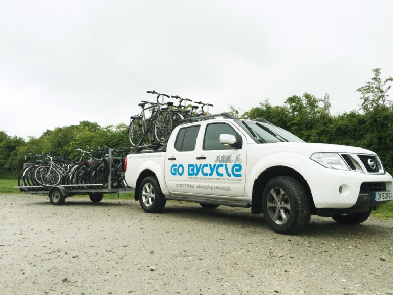 Cycle Hire Delivered Across Cornwall